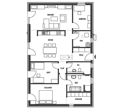 HVO - Ideal 2781 Floorplan 1