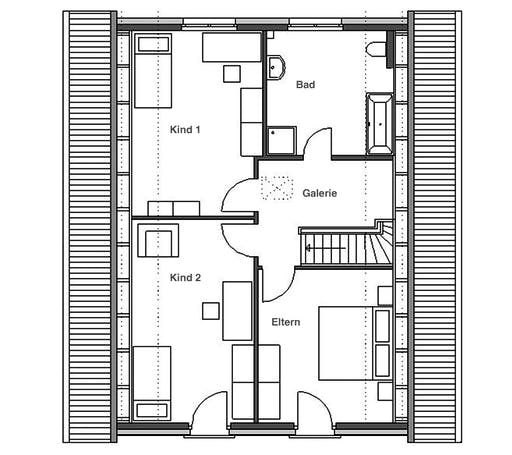 HVO - Klassik 1000.2 Floorplan 2