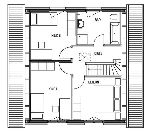 HVO - Klassik 1106.XS Floorplan 2