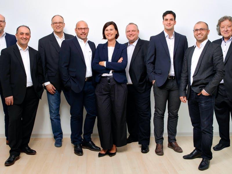 Das Team von HVO Massivhaus