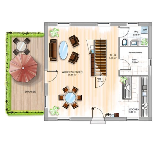 ICON 3 Floorplan 3