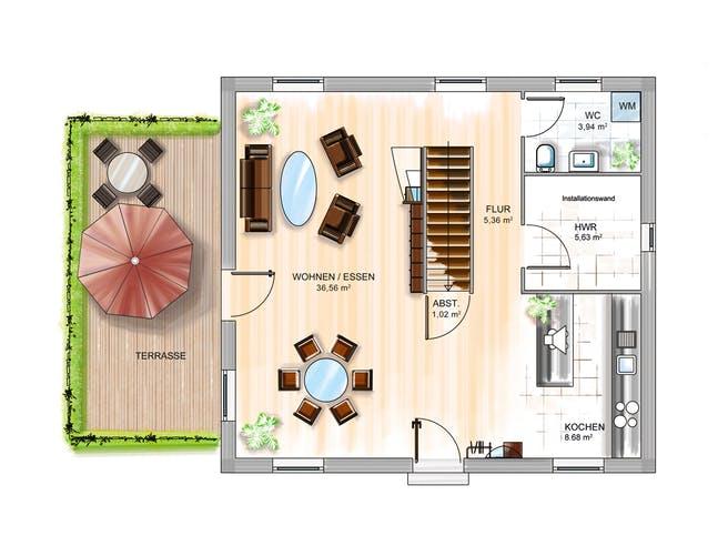 ICON 3 Floorplan 3