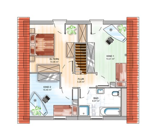 ICON 3 Floorplan 4