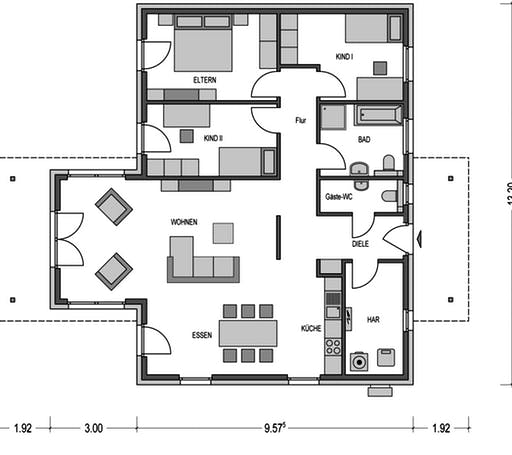 Ideal 2000.2 Floorplan 1