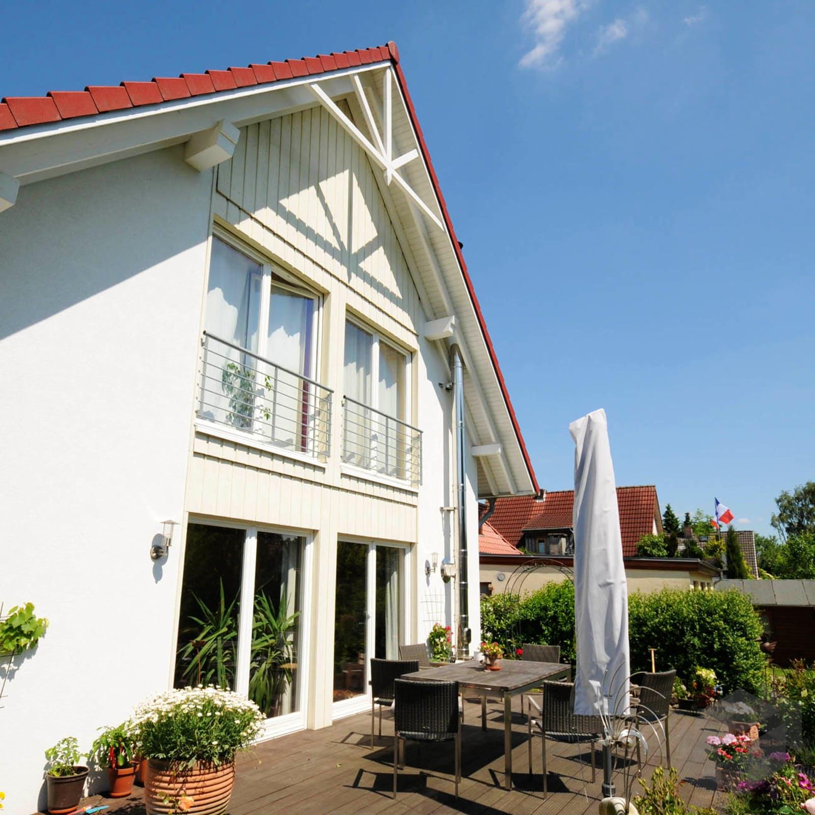 Imke 2 (KfW-Effizienzhaus 40) Von Dammann-Haus