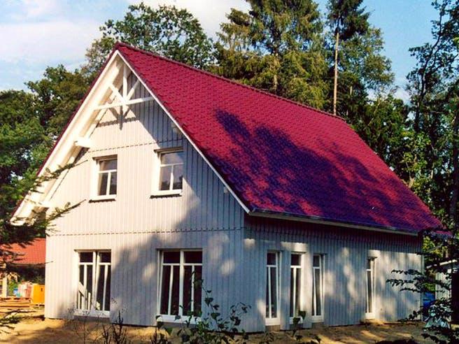 Imke 2 (KfW-Effizienzhaus 40) von Dammann-Haus Außenansicht 1
