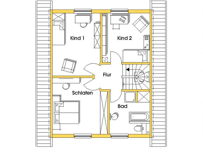 Imke (KfW-Effizienzhaus 55) floor_plans 0