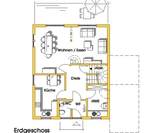 Imke (KfW-Effizienzhaus 55) floor_plans 1