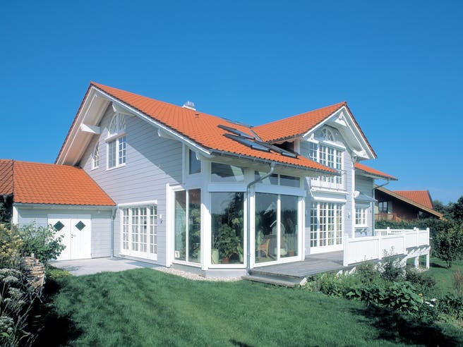 Ein amerikanisches Haus planen & bauen - Häuser & Infos ...