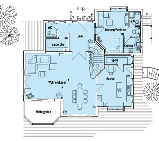 Individuelle Planung American Dream floor_plans 0