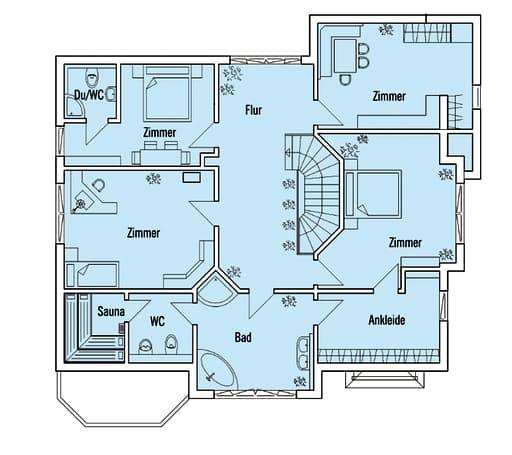 Individuelle Planung American Dream floor_plans 1