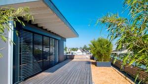 Mehr Erfahren Individuelle Planung Modern Living Exterior 2