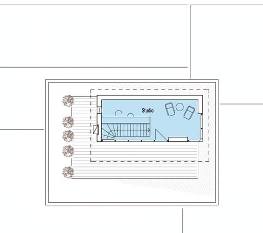 Individuelle Planung Modern Living floor_plans 0