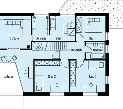 Individuelle Planung Modern Living floor_plans 2