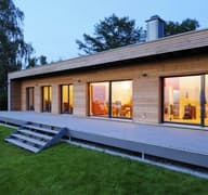 Individuelle Planung Moderner Bungalow