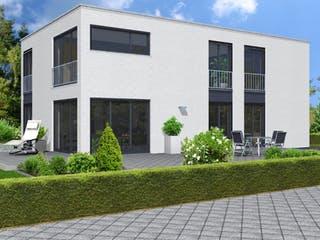 Bauhaus 115 von invivo haus Außenansicht 1