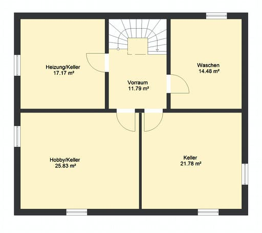 Invivo Klassik 110 Floorplan 3