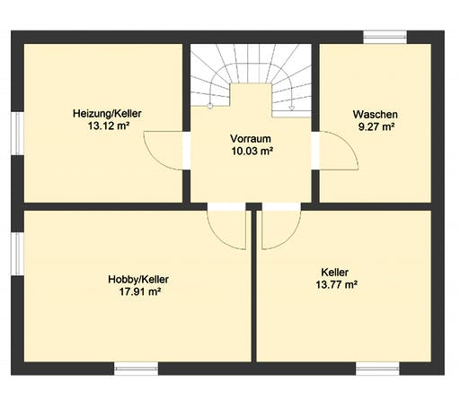 Invivo Klassik 80 Floorplan 3