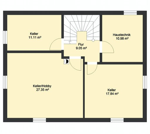 Invivo Klassik 93 Floorplan 3