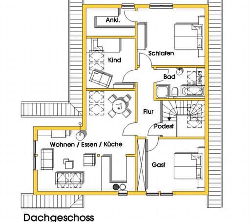 Irina (KfW-Effizienzhaus 55) floor_plans 0