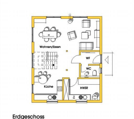 Isa 3 (KfW-Effizienzhaus 55) floor_plans 1