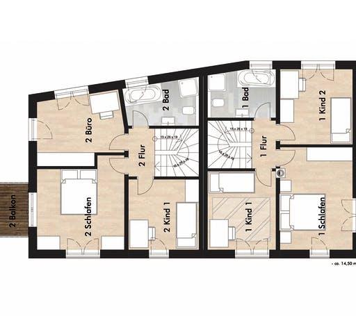 ISAR-Haus Born-Schneider Floorplan 2