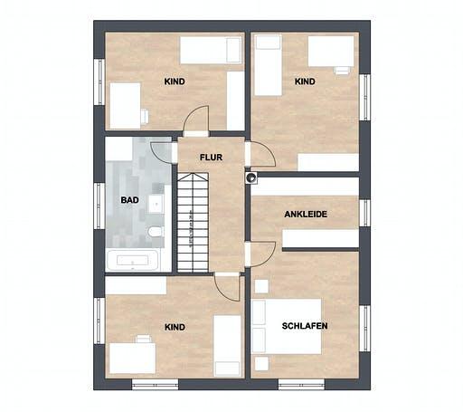 ISAR-Haus Fuchs Floorplan 2