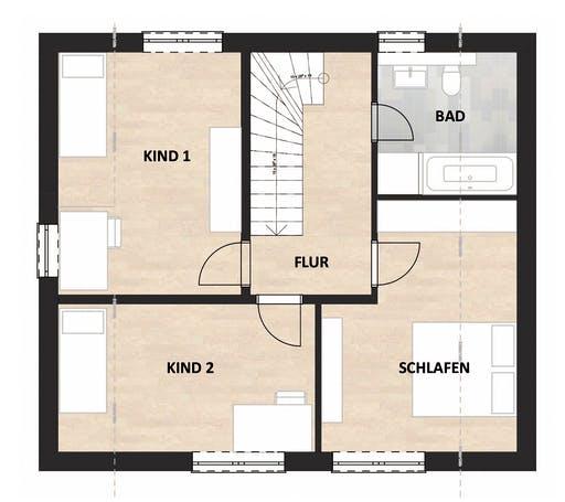 ISAR-Haus Nowak Floorplan 2