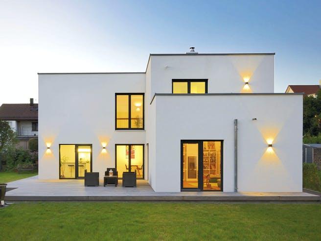 Fertighaus Weiss - Kundenhaus Jacobi Exterior 5