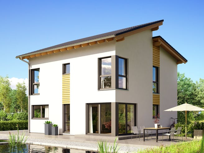 Jakomo von Büdenbender Hausbau Außenansicht 1
