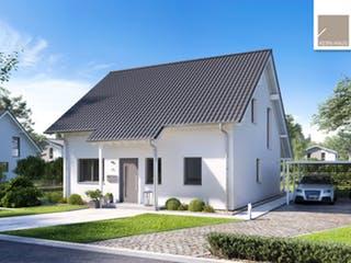 Architektenhaus Jano von Kern-Haus Außenansicht 1