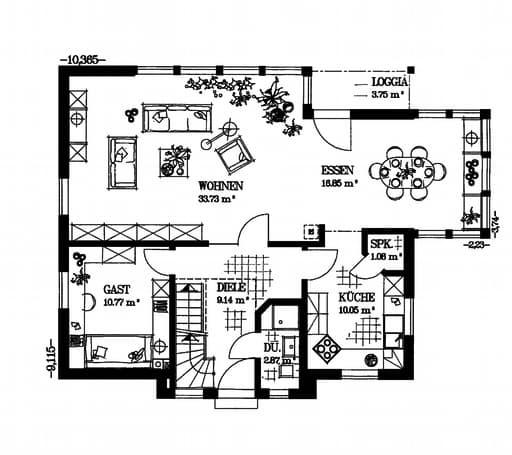 Jubiläumshaus 105/1.1 floor_plans 1