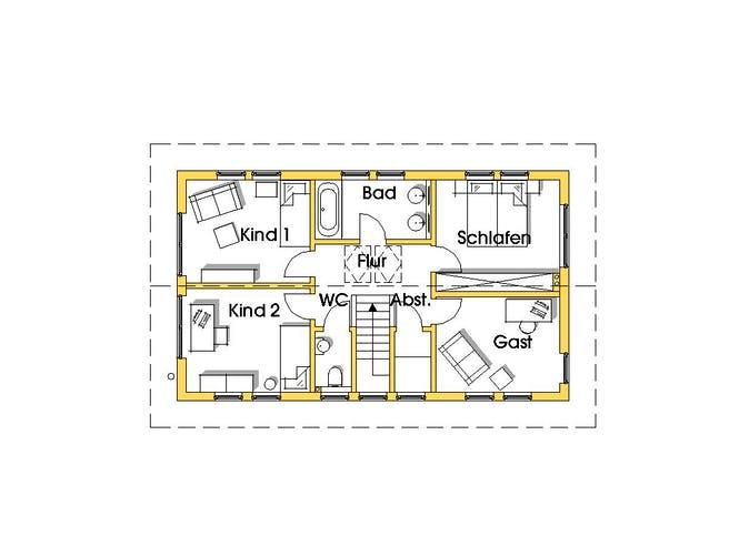 Judith (KfW-Effizienzhaus 55) floor_plans 0