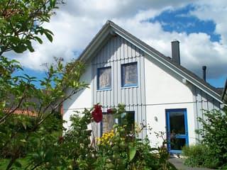 Julia 2 (KfW-Effizienzhaus 40) von Dammann-Haus Außenansicht 1