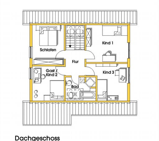 Julia 2 (KfW-Effizienzhaus 55) floor_plans 0