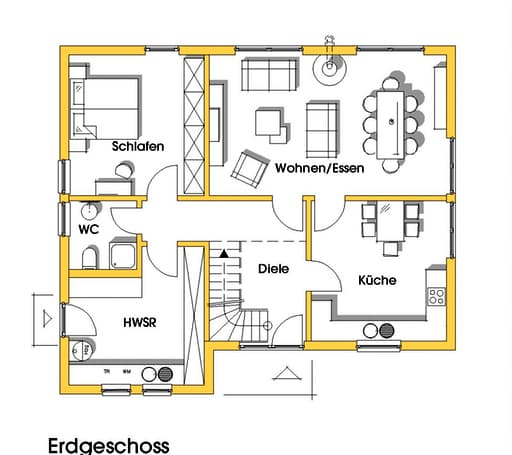 Julia (KfW-Effizienzhaus 55) floor_plans 1