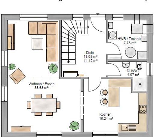 Junge Familie 148 Floorplan 1