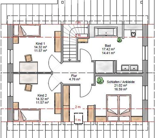 Junge Familie 149 Floorplan 2