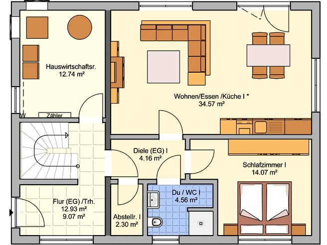 Junto 167 Floorplan 1