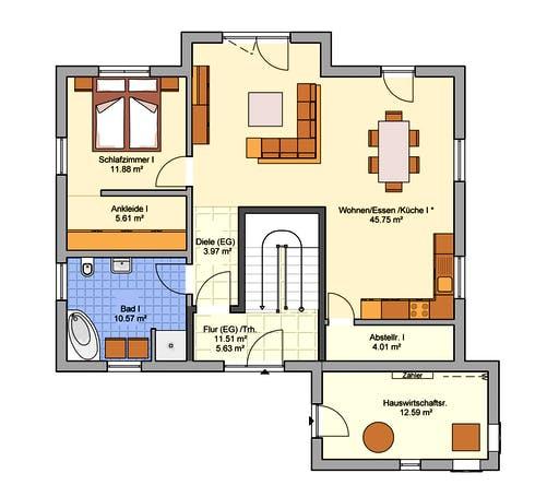 Junto 193 Floorplan 1