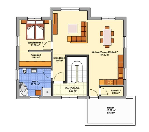 Junto 209 Floorplan 2