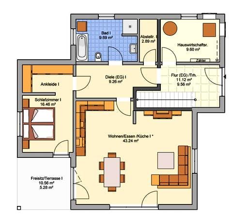 Junto 222 Floorplan 1