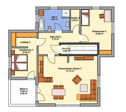Junto 222 Floorplan 2