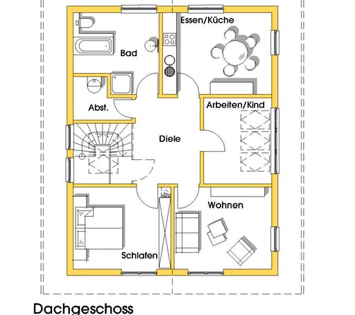 Jutta (KfW-Effizienzhaus 55) floor_plans 0