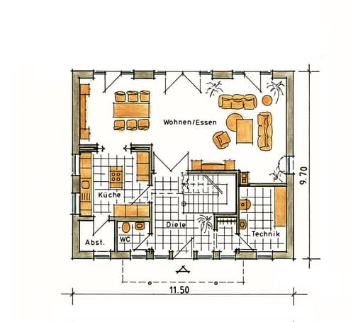 Gussek Haus - Kaiseraugst EG