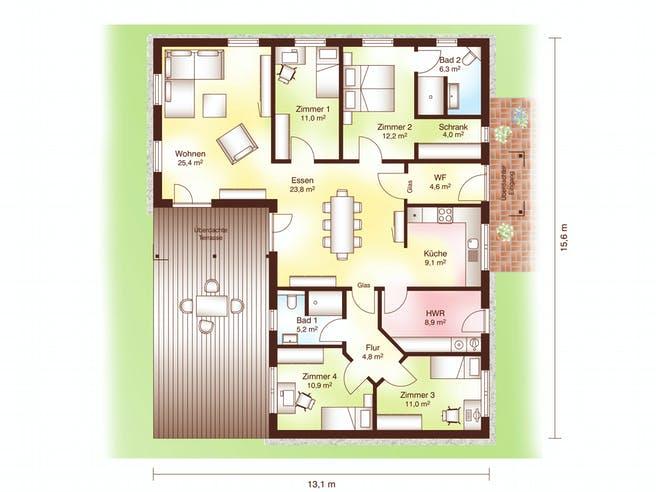 Klamar Floorplan 1