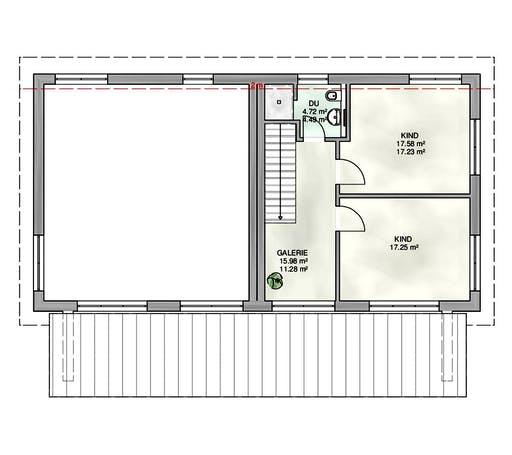 Kampa - Doppelhaus PD Floorplan 3