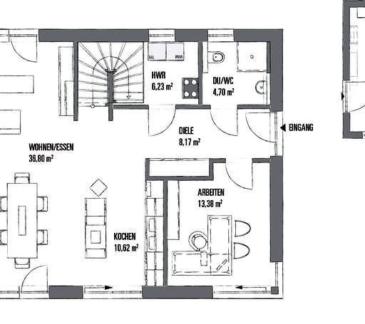 Kampa - Lanos 2.1591 Floorplan 1
