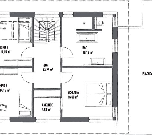 Kampa - Lanos 2.1591 Floorplan 2