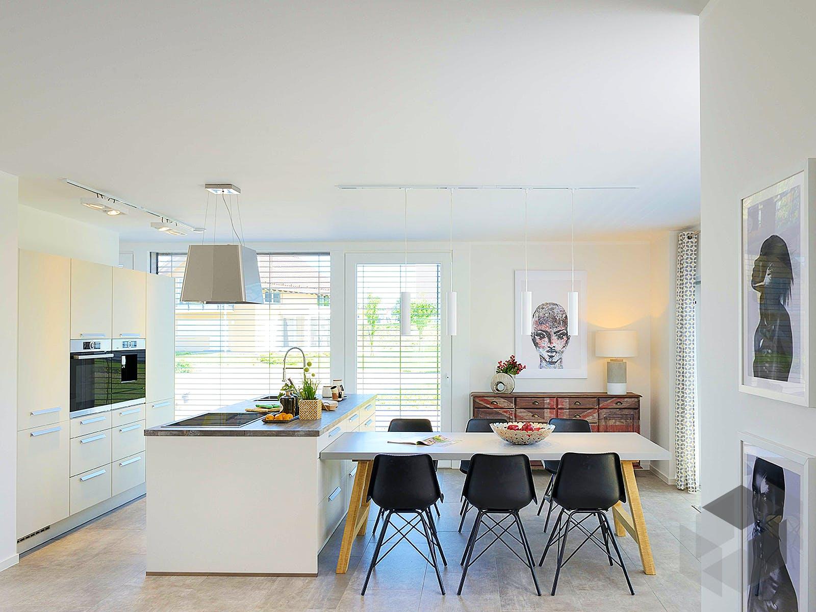 Einfamilienhaus MAGOS 18.18 von KAMPA  Fertighaus.de